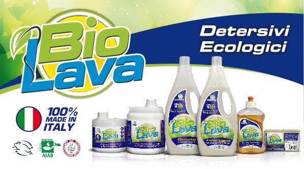 BIOLAVA: detergenti ecologici
